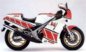 RZ 500 RZV 500 RZ500 Yamaha