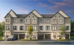 Baker Hill Pre-Con New Townhouses In Stouffville