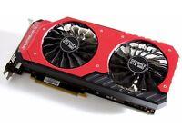 GTX 980 Palit JetStream 4GB DDR5 Graphics Card