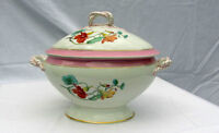 Antique Haviland Limoges Footed Soup Tureen