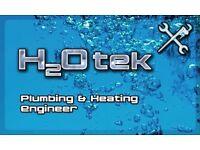 H2o tek Plumbing and Heating Engineer
