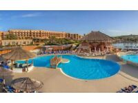 ** Holiday for 2 to Malta **