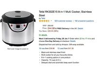 Tefal 8 in 1 Multi-Cooker FOR SALE