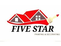 Professional & Affordable Painters & Decorators
