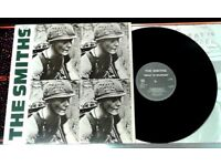The Smiths ‎– Meat Is Murder, VG, released ‎in 1985, The Smiths 80s Indie