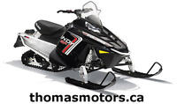 Only One - 2015 POLARIS 600 INDY SP, Electric Start