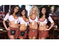 Promo Girls (Promotional girl jobs) Needed for ongoing work with financial training company