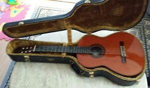 Vintage Yamaha Grand Concert classical guitar