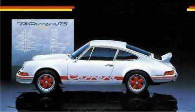 Fujimi 1/24 Porsche 911 Carrera RS 1973 126586