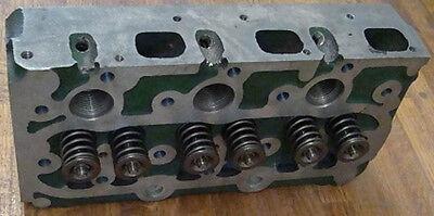 New Kubota B7100 Tractor Cylinder Head Complete W Valves