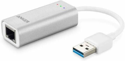 Anker Unibody USB 3.0 to Gigabit Ethernet Adapter A7611