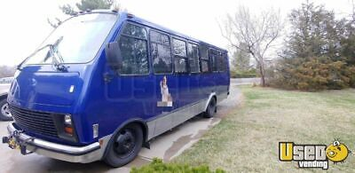 2001 Used Chevy Food Truck With Smoker Trailer For Sale In Colorado