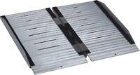 Rampe d'aluminium neuf 5 pieds new aluminum ramp 5 feet