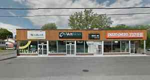 Commercial Space Pierrefonds West Island High Traffic Location
