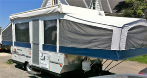 Jayco tent trailer. Great for families!