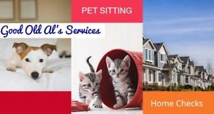 Pet Sitting and Home Checks