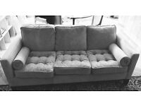 Solid Comfortable Sofa/Couch (Office clearance - Free of charge!)