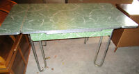 Retro dining table 4 sale