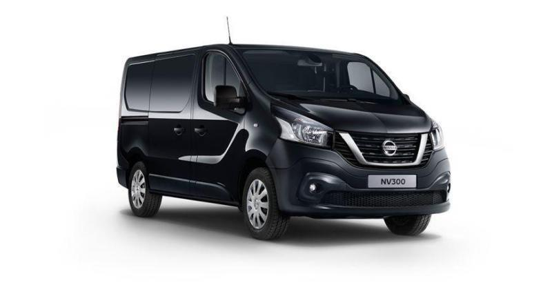 2017 nissan nv300 1 6 dci acenta 120 bhp l1 h1 short wheel base panel van with a in brentwood. Black Bedroom Furniture Sets. Home Design Ideas