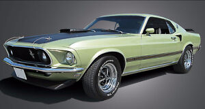 WANTED: 1969 Mustang Mach 1