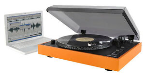 Crosley Radio Advance Turntable with USB
