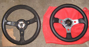 Steering Wheels , Grant and Luisi , one is NEW