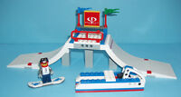 LEGO SPORTS no  3536, SNOWBOARD BIG AIR COMPETITION