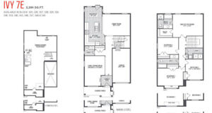 Brand new 4 bedroom End Unit Town Home( 2284 sq. ft.) for Rent