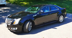 2010 Cadillac CTS AWD 3.6L Loaded Low Miles