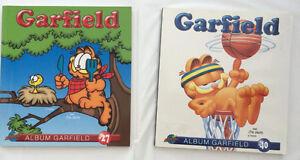 Deux bandes dessinées« Garfield» Gatineau Ottawa / Gatineau Area image 1