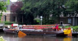 Dutch Sailing Barge