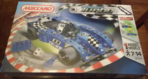 Meccano Turbo Car Set - unopened