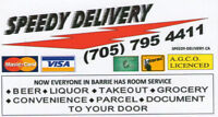 Delivery Driver Wanted, Piece work. Paid daily.