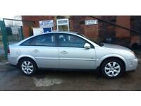 2005 '05' VAUXHALL VECTRA 1.8i 16v BREEZE- PETROL- 5 DOOR SALOON- FULL MOT