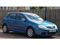 **LOVELY EXAMPLE** Volkswagen Golf 1.9 TDI 2004 SE **DIESEL** - VW HISTORY