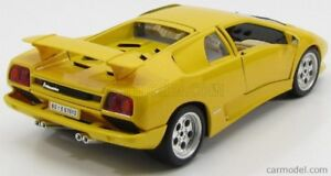 LAMBORGHINI DIABLO 1990 BURAGO 1/18 SCALE MADE IN ITALY