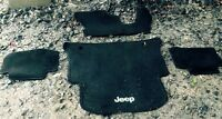 2014 Jeep Wrangler floormats ALL INCLUDED!