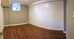 1 Bedroom Basement Apartment (Utilities + Internet Included)