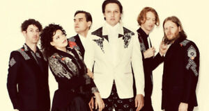 2 ARCADE FIRE GA tickets for Windsor Nov. 1
