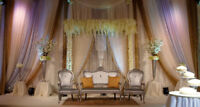 Wedding and event backdrops and stage decor - LAILA DECOR
