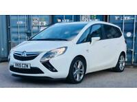 Vauxhall Zafira Tourer 2.0CDTi 170ps SRI 2015 7 seater, used for sale  Sheffield, South Yorkshire