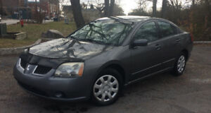2006 Mitsubishi Galant **SNOW TIRES / NEW BRAKES**