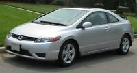 2006 Honda Civic Coupé (2 portes) - 88,000km