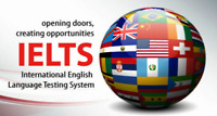 ***IELTS TEST PREPARATION***WINTER TERM PROMO