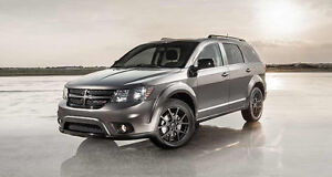 2014 Dodge Journey VUS - SXT édition black top