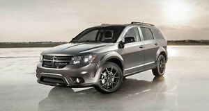 2014 Dodge Journey VUS - SXTspécial édition black top
