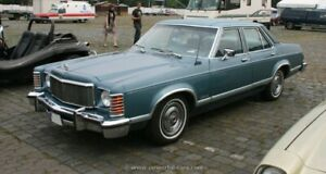 1975 to 1980 Mercury Monarch or Ford Granada WANTED