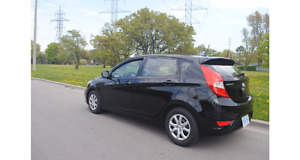 MUST SELL! 2013 Hyundai Accent GL Hatchback