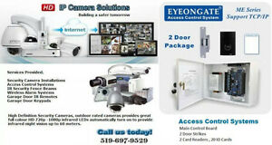 Security Camera & Alarm Installations Stratford Kitchener Area image 5