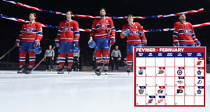 Montreal Canadiens February and March home games, great prices!